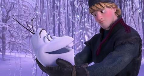 Olaf and Kristoff