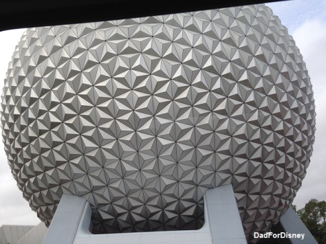 Spaceship Earth #1