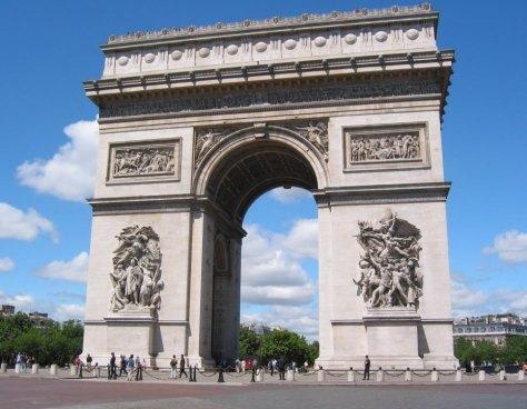 Arc de Triomphe #1