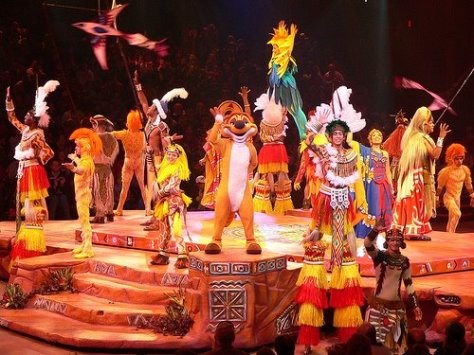 Festival of the Lion King #1