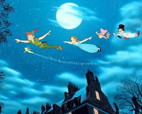 Peter Pan #1