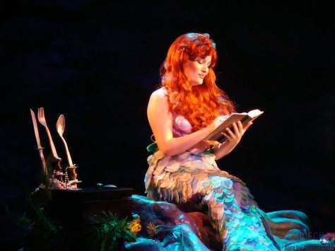 Voyage of the Little Mermaid #1