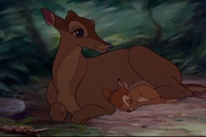 Bambi's Mother #1