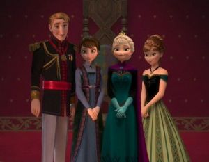 Frozen Family #1