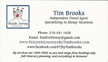 January 2016 walt disney world planning guide dadfordisney business card e mail colourmoves