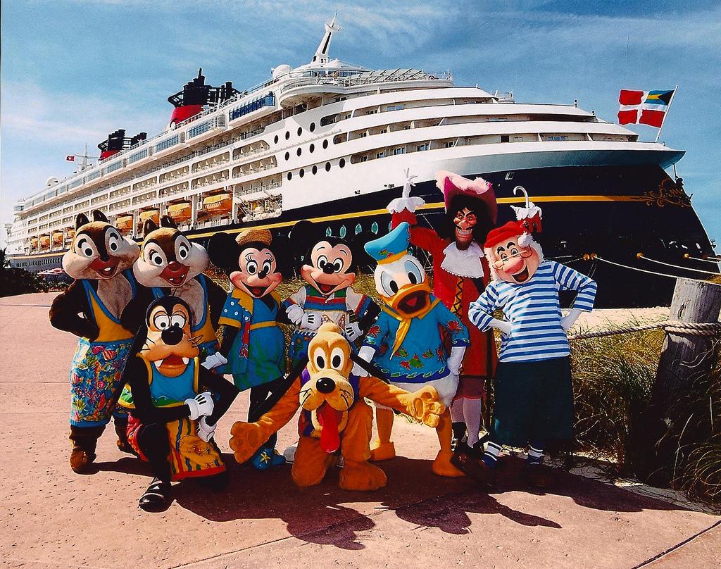 Disney Cruise Line Magic Disney Cruise Line Photo From