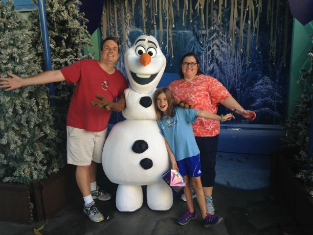 Adventures in Disneyland – Day 1 Part 1