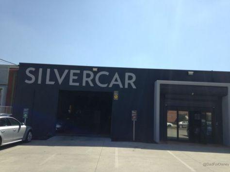 Silvercar #1