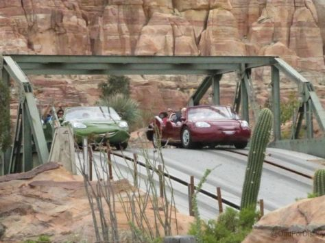 Radiator Springs Racers #1