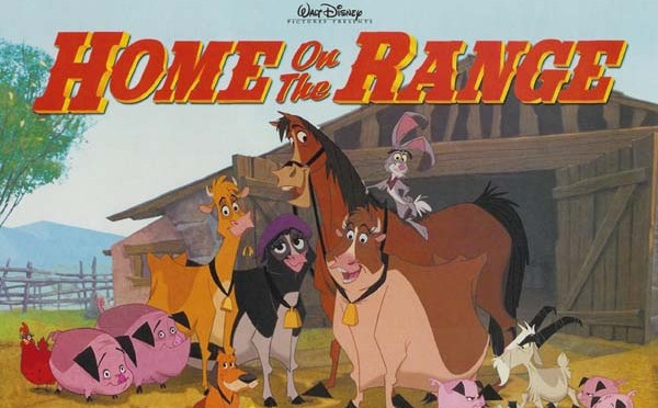 Animation Monday: Home on the Range