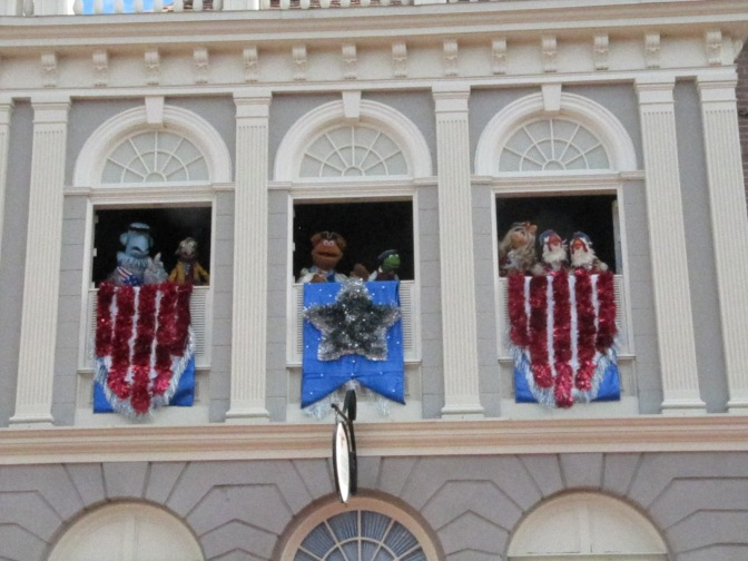 New Shows at the Magic Kingdom